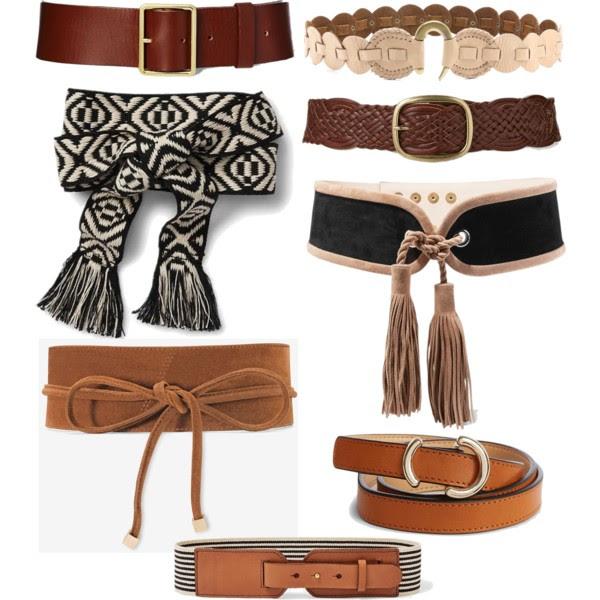 Western chic stylebelts